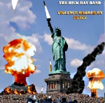 Rick Ray Band - Violence Marred By Peace